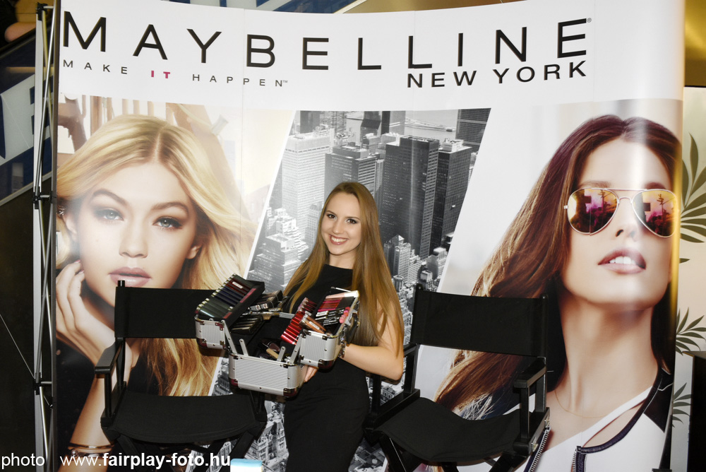 MAYBELLINE NEW YORK MAKE UP SMINK FAIRPLAFOTÓ